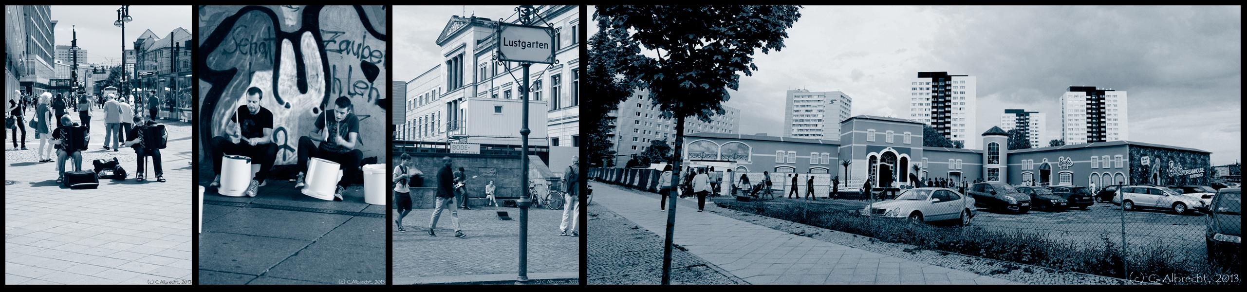 """Stadt zwischen """"Alltäglichem"""" und """"Besonderem"""""""