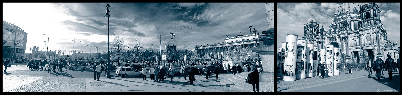 Lustgarten und Berliner Dom