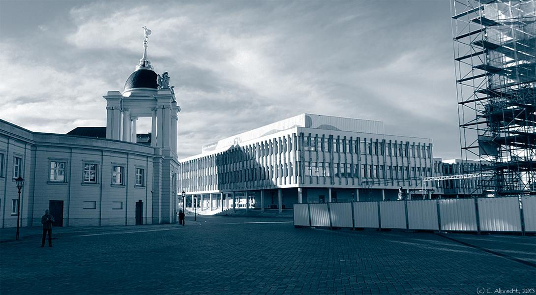 Blick über den Alten Markt