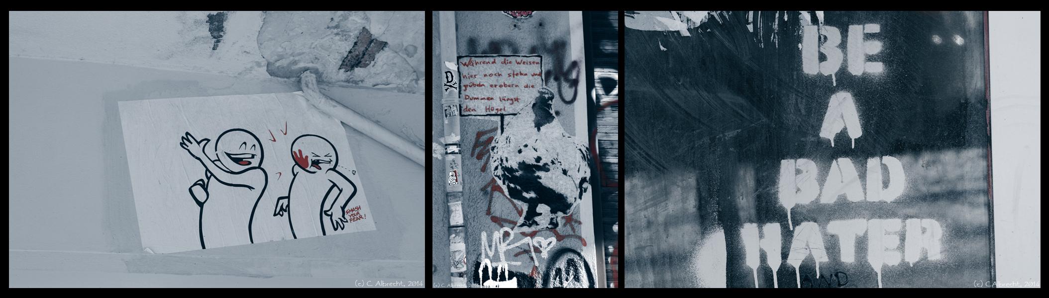 Meinungen im Stadtraum