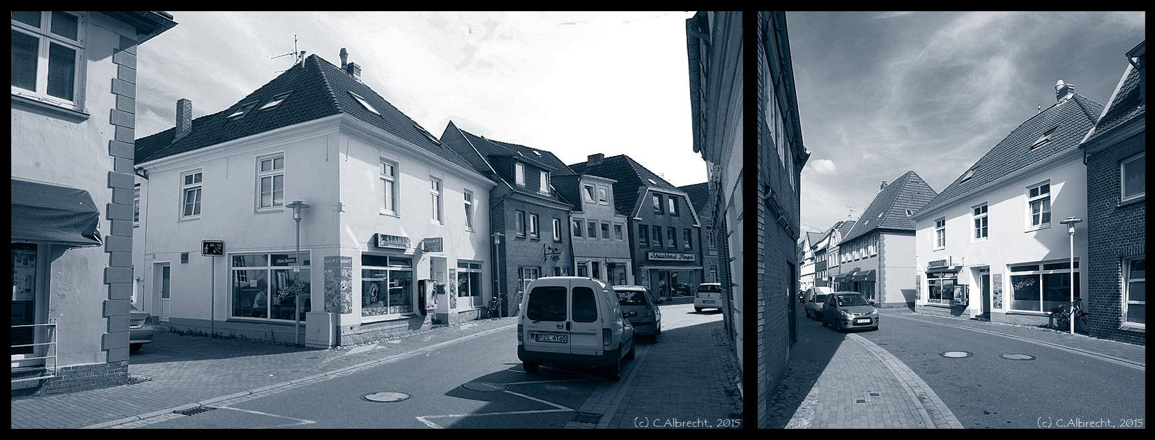 Schlachterstrasse 7 - ehemaliges Gemeindehaus (Kirche, Schule) der Mennoniten, Remonstranten und Reformierten