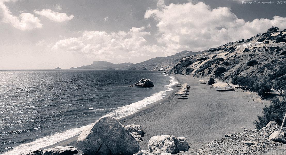 Kretas Südküste